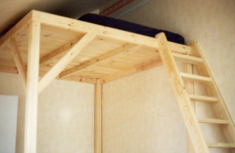 welches holz f r hochbett kerryskritters. Black Bedroom Furniture Sets. Home Design Ideas